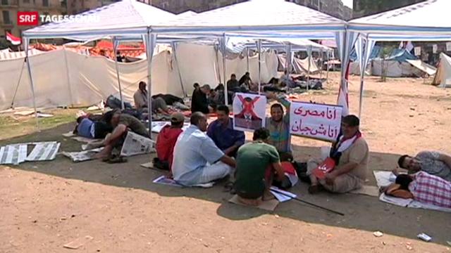 Ein Jahr Mursi – Opposition ruft zum Protest