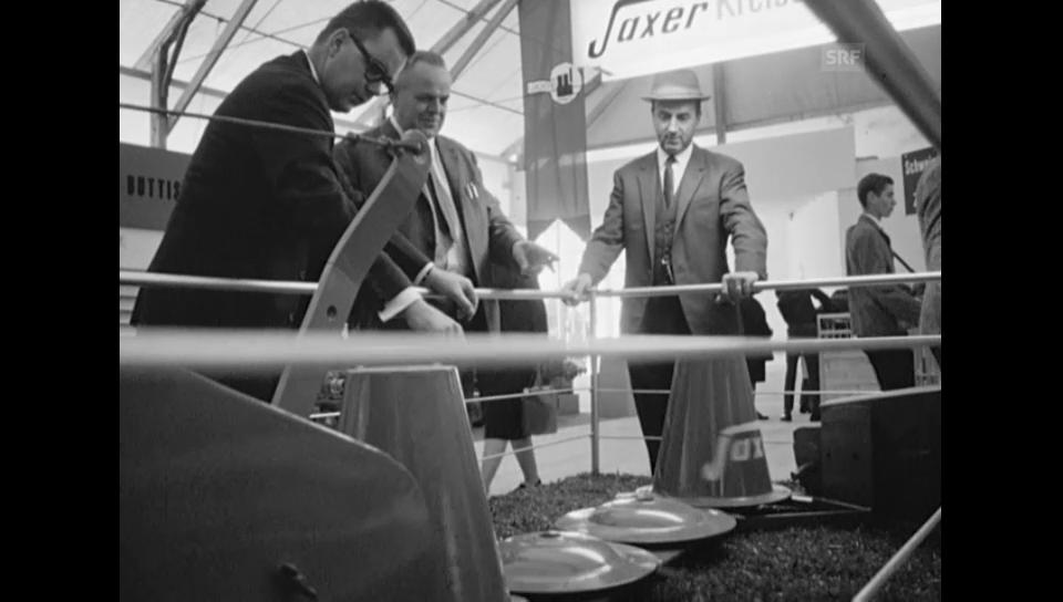 25 Jahre Jubiläum - Olma 1967 (Antenne)