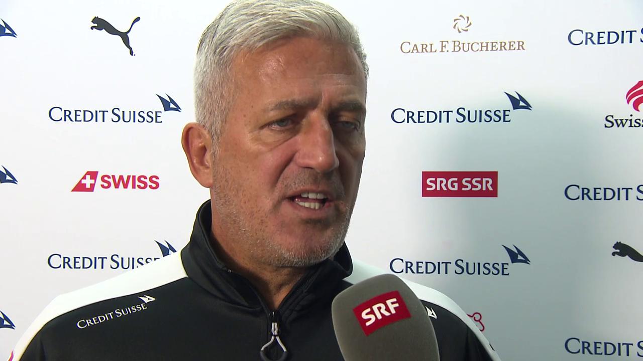 Petkovic: «Wir brauchen ein positives Erlebnis»