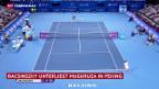 Video «Nachrichten Tennis» abspielen