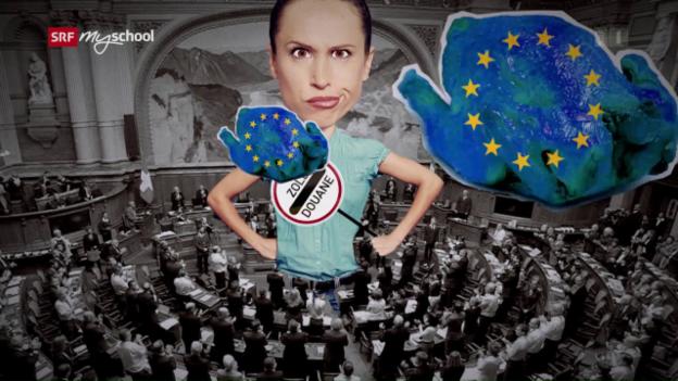 Video «Ich, du und die EU: Jede Speis' hat ihren Preis (4/7)» abspielen