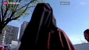 Video «Burkaverbot in Frankreich» abspielen