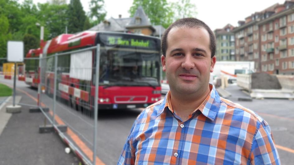Gespräch mit Routenplaner Christoph Roth (11.5.2017)