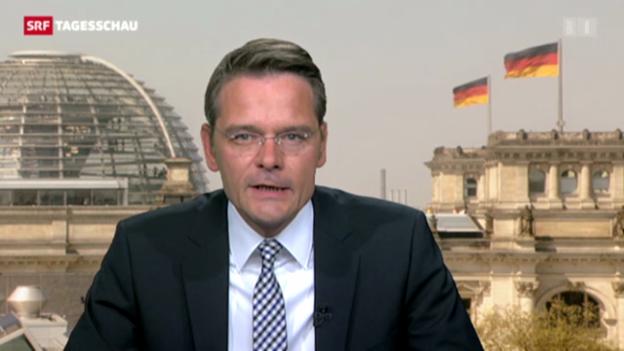 Video «Einschätzungen von SRF-Korrespondent Stefan Reinhart» abspielen