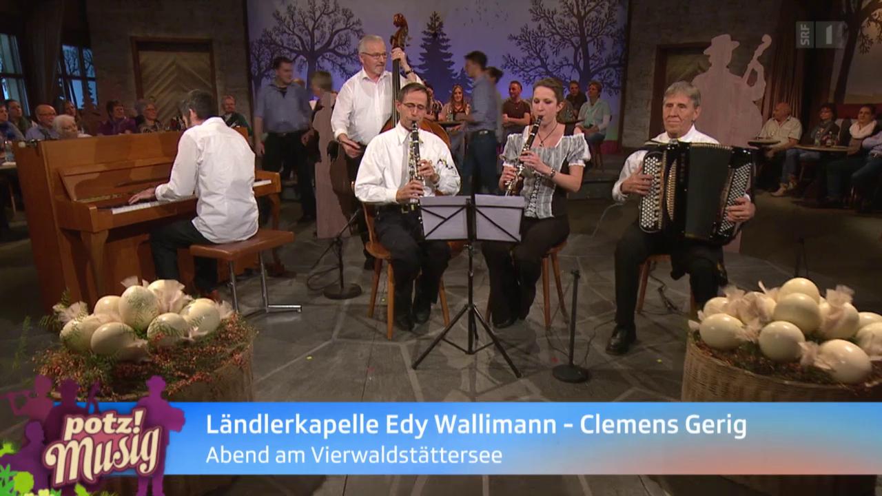 Ländlerkapelle Edy Wallimann - Clemens Gerig