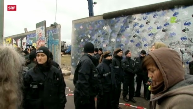 Video «East Side Gallery» abspielen