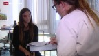 Video «Erste Tests mit Ebola-Impfstoff in der Schweiz» abspielen