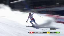 Video «Ski: WM Beaver Creek, Abfahrt Männer, Fahrt von Patrick Küng» abspielen