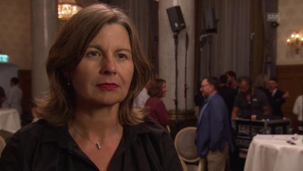 Video «Martina Bernasconi möchte Regierungsratspräsidentin werden» abspielen