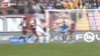 Video «SL: Servette - Sion» abspielen