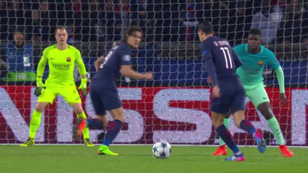 Video «Sensationeller PSG demütigt Barcelona» abspielen