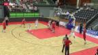 Video «Basketball: EM-Qualifikation» abspielen