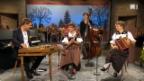 Video «Die Landfrauen von «SRF bi de Lüt musizieren» abspielen