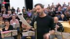 Video «Rapper im Barockkonzert» abspielen