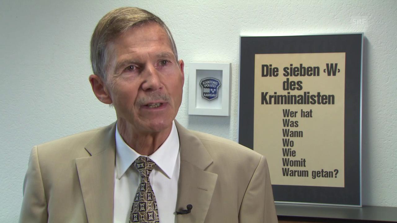 Urs Winzenried, Ex-Kripochef: «Jedes Wort war vorgegeben.»