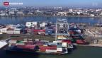 Video «Schweizer Exporteure melden gute Zahlen» abspielen