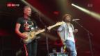 Video «Shaggy und Sting: zwei Musikstile, eine Bühne» abspielen