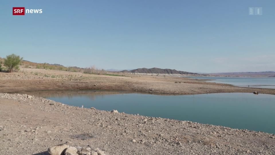 Katastrophale Dürre im Westen der USA