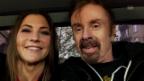 Video «T.C. Boyle: Der Rockstar unter den Schriftstellern in der Limo» abspielen