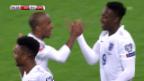 Video «FUSSBALL: Das 1:0 von Danny Welbeck gegen die Schweiz» abspielen
