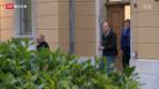 Video «Kneubühl-Prozess: Absurde Szenen im Gerichtssaal» abspielen
