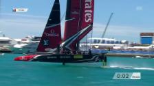 Link öffnet eine Lightbox. Video Team New Zealand vor dem Sieg abspielen