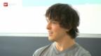 Video «Kevin Lötscher nimmt Comeback in Angriff» abspielen