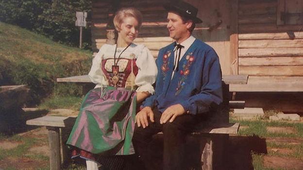 Lina und Hans Aregger erinnern sich an ihre erste Begegnung