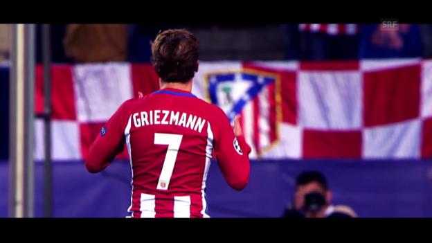 Video «Griezmann: Klein, aber oho!» abspielen