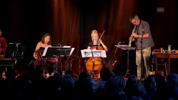 Video «Helena Rüegg Ensemble» abspielen