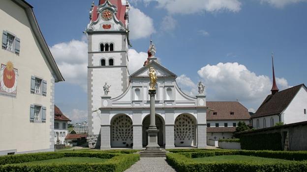 Glockengeläut der Stiftskirche St. Michael, Beromünster
