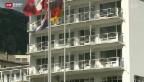 Video «Hiobsbotschaft für Davos» abspielen