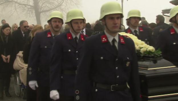 Video «Trauerfeier für Maximilian Schell» abspielen