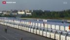 Video «Russlands Hilfkonvoi» abspielen