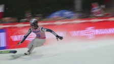 Video «Skispringen: Skiflug-WM, Sturz von Antonin Hajek («sportlive», 14.03.2014)» abspielen
