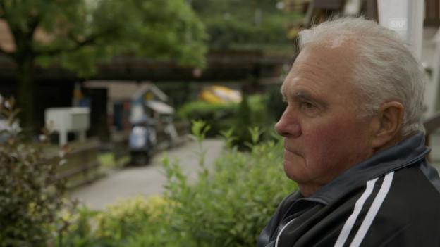 Video «Der Strassenwischer: Heinz Gilli» abspielen