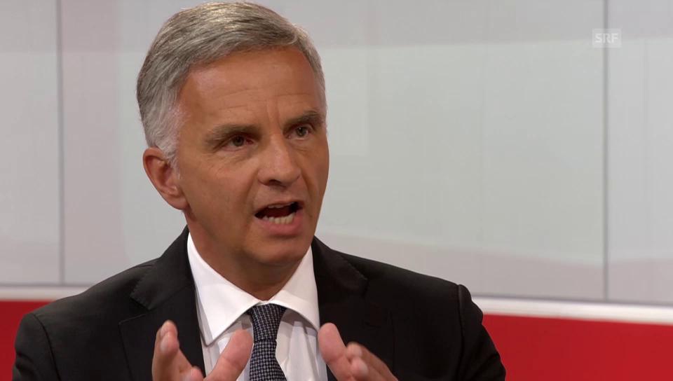 Konferenzen: «Die UNO kann die Schweiz brauchen»