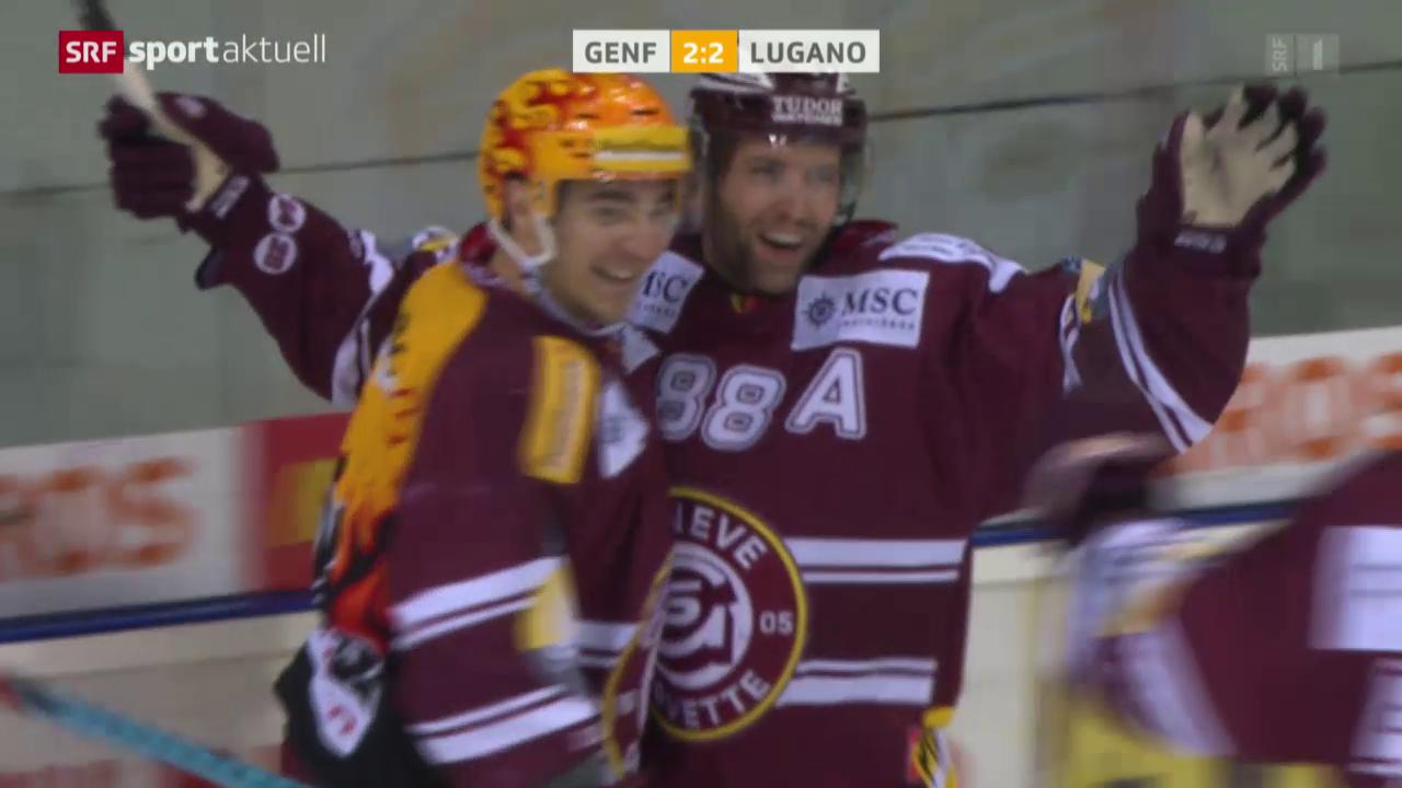 Genf in den Playoffs