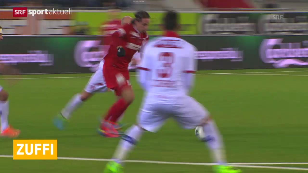 Luca Zuffi wechselt zu Basel («sportaktuell», 02.05.2014)