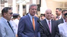 Video «Stadtpräsident Bill de Blasio» abspielen