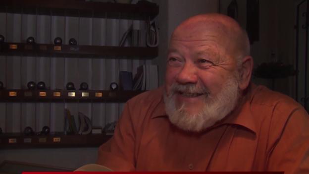 Laschar ir video «Sepp Waldegg, Savognin»