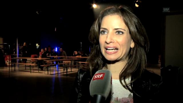 Isabel Floridos: Blind Audition und Interview