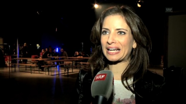Video «Isabel Floridos: Blind Audition und Interview» abspielen