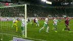 Video «Basel bereitet sich auf Manchester United vor» abspielen