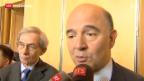 Video «Umstrittenes Erbschaftssteuerabkommen unterzeichnet» abspielen