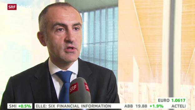 Video «SRF Börse vom 13.02.2015» abspielen