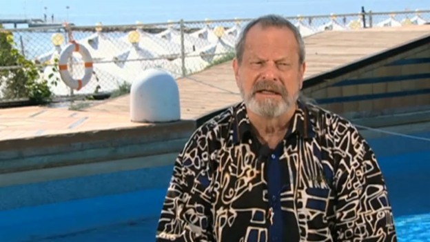 Video «Terry Gilliam, Alfonso Cuarón und Jonathan Glazer über Sci-Fi» abspielen