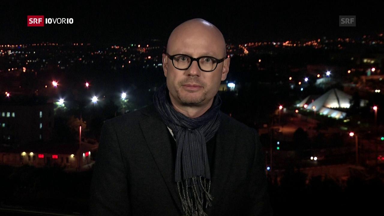 Die Einschätzung von SRF-Korrespondent Pascal Weber