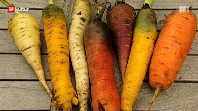 Die neue Lust am alten Gemüse