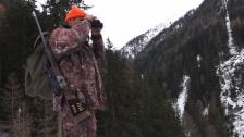 Video «Folge 10: «Hirschjagd im Val Müstair»» abspielen